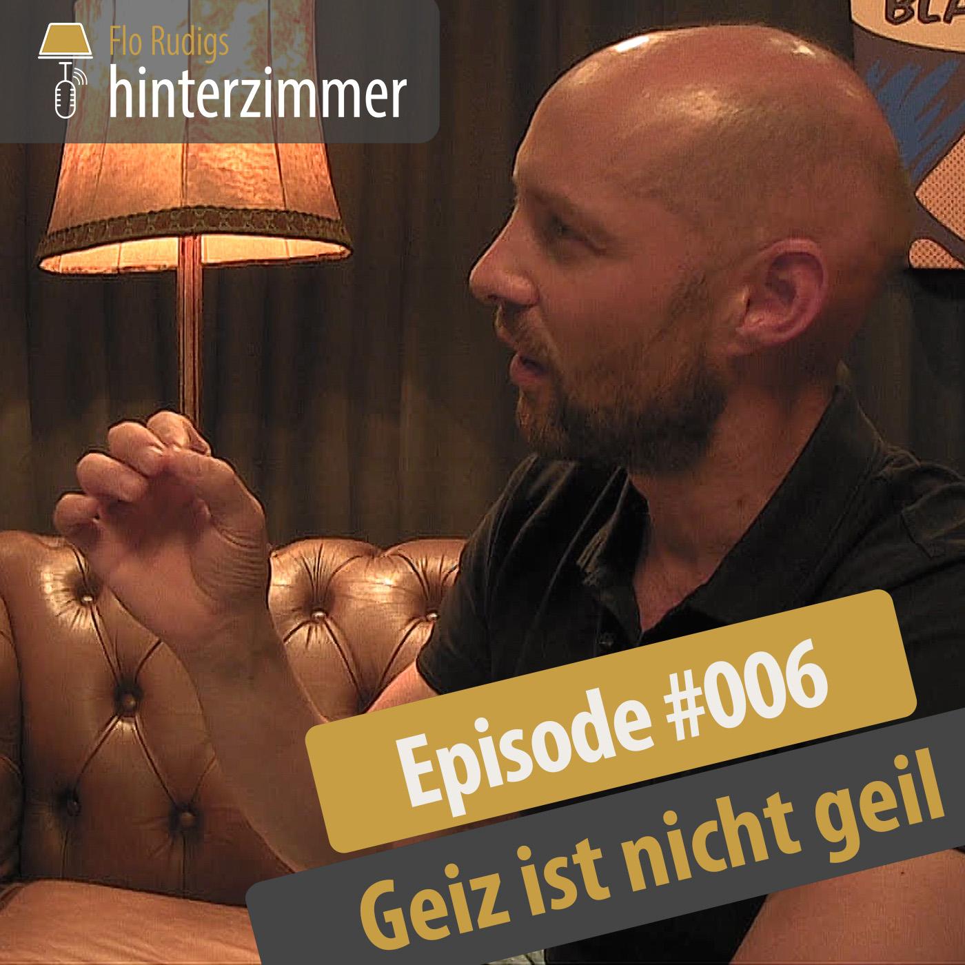 #006 Hannes Royer: Geiz ist nicht geil. So machen wir unsere Lebensmittel kaputt | Hinterzimmer