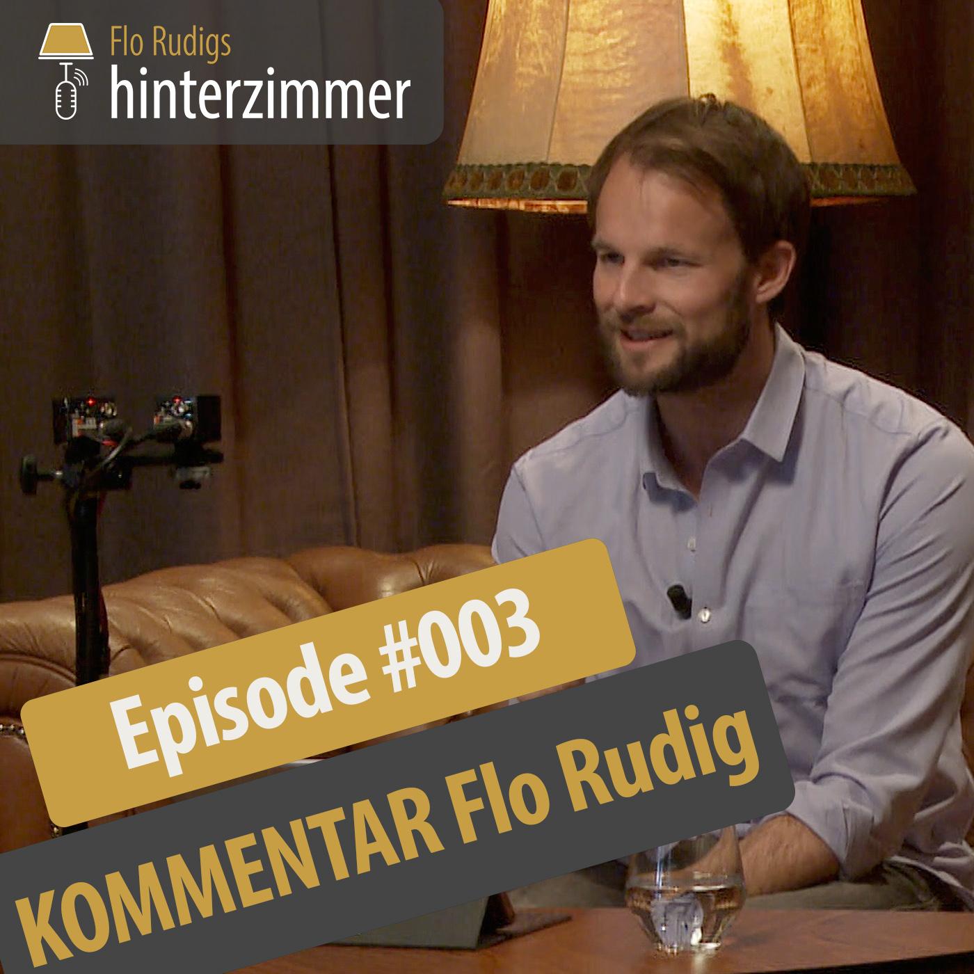 #003 Kommentar von Flo Rudig zur Regierungskrise und EU-Wahl | Hinterzimmer