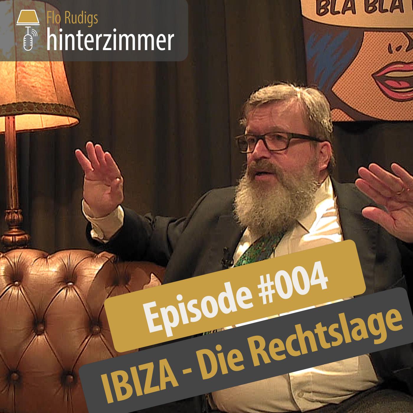 #004 HC Strache kann Gefängnis drohen (Ibiza-Video) | Hinterzimmer